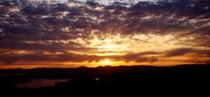 Victoria Sunset