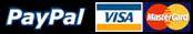 PayPal - Visa - Mastercard